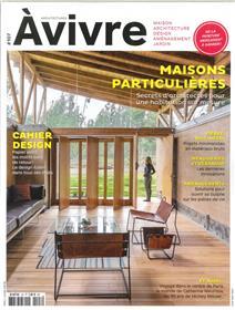 Architectures à Vivre N°107 MAISONS PARTICULIERES - mai/juin 2019