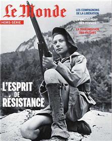 Le Monde HS N°66 L´esprit de résistance - Mai 2019