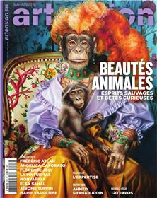 Artension N°155 Beautés animales - mai/juin 2019