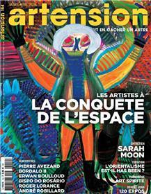 Artension N°154 La conquête de l´espace - mars/avril 2019