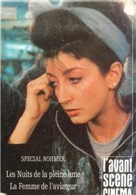 L´Avant-Scène Cinéma N°336  Spécial Rohmer -  janvier 1985