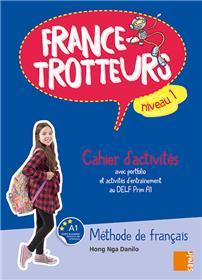 France-Trotteurs (NE) - Cahier d´activités Niveau 1