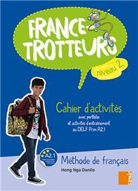 France-Trotteurs (NE) - Cahier d´activités Niveau 2
