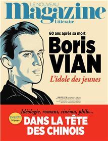 Le Nouveau Magazine Littéraire N°18 Boris Vian - juin 2019