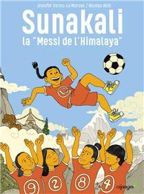 Sunakali, la Messi de l'Himalaya