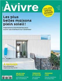 Architectures à Vivre HS N°43 - juin/juillet/août 2019