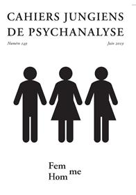 Cahiers Jungiens de psychanalyse  N°149 Fem/hom/me - juin 2019
