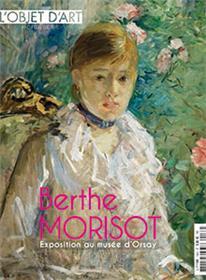 L´objet d´Art HS N°138 Berthe Morisot   - juin 2019