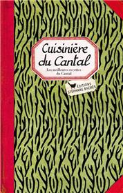 Cuisinière du Cantal