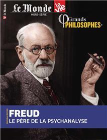La vie/Le Monde HS N°4 Grands philosophes - Freud -  juillet 2019