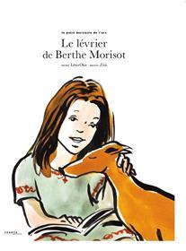 Le lévrier de Berthe Morisot