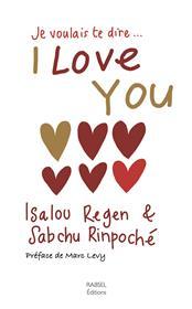 Je voulais te dire I Love You