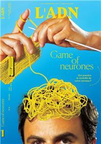 L´ADN N°19  Game of neurones - juin/juillet/août 2019