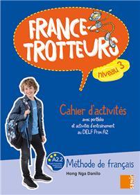France-Trotteurs (NE) - Cahier d´activités Niveau 3