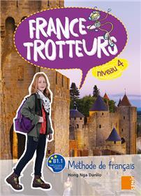 France-Trotteurs (NE) - Livre Niveau 4