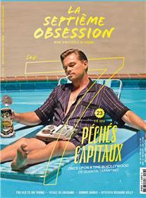 La Septième obsession N°23 Péchés capitaux  - juillet/août 2019
