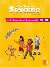 Le nouveau Sésame - Cahier d´expression et de vocabulaire EB2