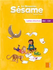 Le nouveau Sésame - Cahier d´écriture EB2