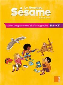 Le nouveau Sésame - Cahier de grammaire et d´orthographe EB2
