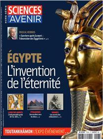 Sciences et Avenir HS N°197 L'Egypte ou l'invention de l'immortalité - février/mars 2019