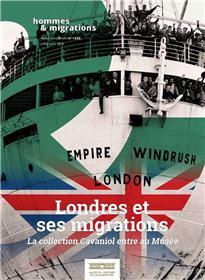 Hommes & Migrations N° 1326  Londres et ses migrations - juillet/septembre  2019