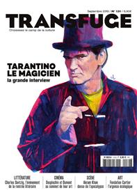Transfuge N° 131 Tarantino le magicien - septembre 2019