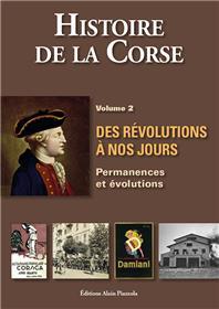 Histoire de la Corse-volume 2