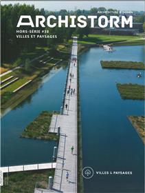 Archistorm HS N°38 Villes & paysages - juillet 2019