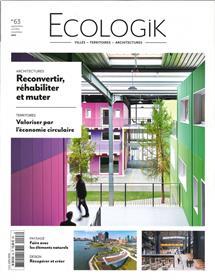 Ecologik N°63  - septembre/octobre/novembre 2019