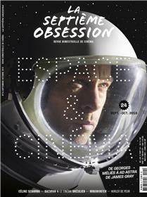 La Septième obsession N°24  Espace et cinéma - septembre/octobre 2019
