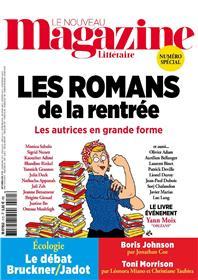 Le Nouveau Magazine Littéraire N°21 Les Romans de la rentrée  - septembre 2019