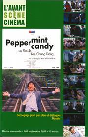 L´Avant-Scène Cinéma N°665 Peppermint candy  -  septembre 2019
