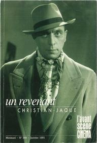 L´Avant-Scene Cinéma N°398  Un revenant de Christian-Jaque