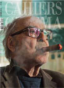 Cahiers du Cinéma N°759 - Jean Luc Godard- octobre  2019