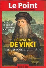 Le Point Les maîtres penseurs N°26 Léonard de Vinci - septembre 2019