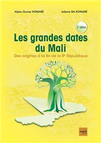 Les grandes dates du Mali