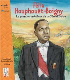 Félix Houphouët-Boigny, le premier président de la Côte d´Ivoire