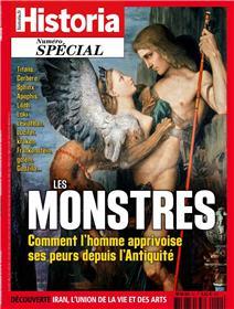 Historia spécial HS N°50 Les monstres - novembre/décembre 2019