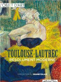 L´objet d´Art HS N°142 Toulouse Lautrec - octobre 2019