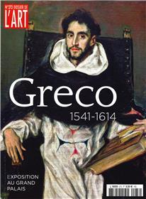 Dossier de l´Art N°273 Greco - octobre 2019