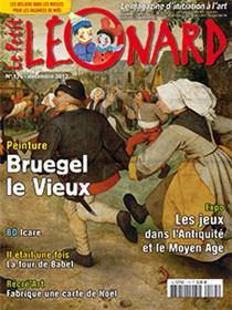 Le Petit Léonard N°175 Bruegel le vieux - décembre 2012