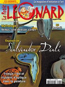 Le Petit Léonard N°174  Salvador Dali - novembre 2012