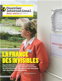 Courrier International HS N°73 La France des invisibles - octobre 2019