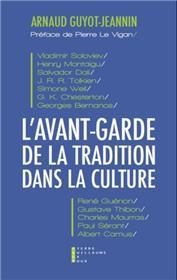 L´Avant-Garde De La Tradition Dans La Culture