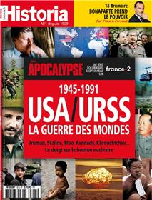 Historia mensuel N°875 1945-1991 USA/URSS- novembre 2019
