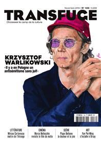 Transfuge N° 133 Krzysztof Warlikowski - novembre 2019