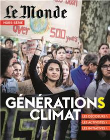 Le Monde HS N°69 Générations climat - octobre 2019