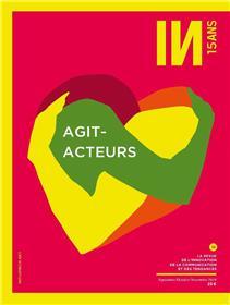 Influencia N° 30  Agit-acteurs - automne 2019