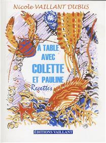 A table avec Colette et Pauline