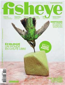 Fisheye N°39 Ecologie un monde en chute libre - novembre/décembre 2019